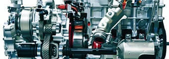 Машиностроене и индустрия - съоръжения