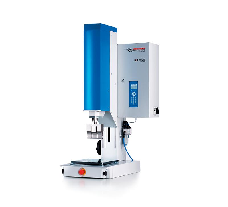 Ultrasonic Welding Machine : Welding machines for plastics companies