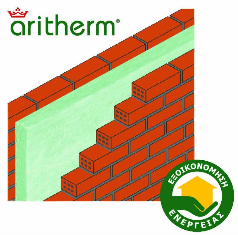 Insulation Panels Product : Aritherm insulation batt inovative drywall