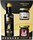 EVOO Gourmet & Chestnut Honey & Kalamon olive paste