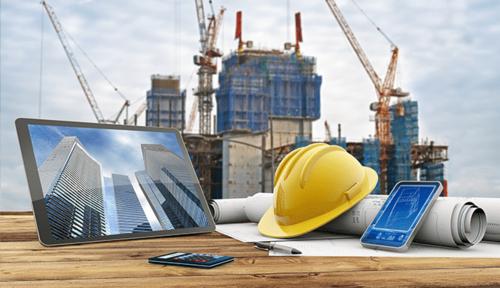 Generalplanung für Baulogistik