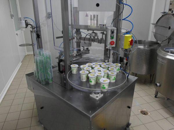 Machine yaourt - Machine de fabrication de treillis a souder ...