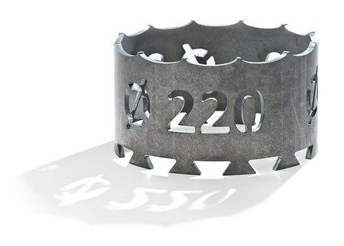 Rohrdurchmesser bis 220mm