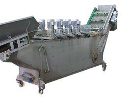 Gurkenwaschmaschine