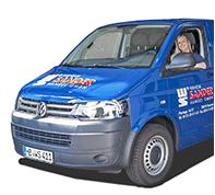 Service-Fahrzeug