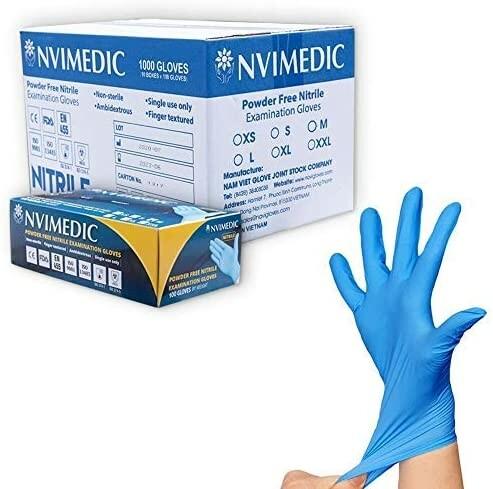 NVIMEDIC Nitril Handschuhe