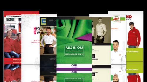 Katalog oder Webshop