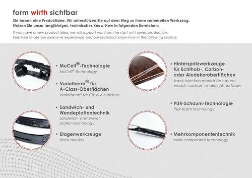 Unsere Produkte und Technologien