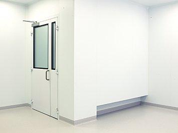 Pharma-Wandssystem