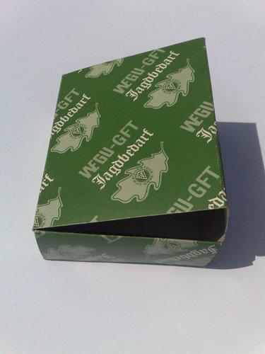 Produktverpackung Faltschachtel m. Druck