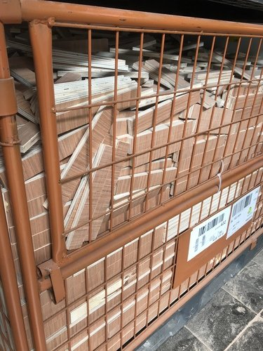 0,7cm - 410cm Zuschnitt  Holzwerkstoffe