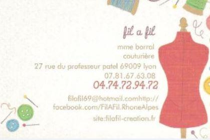 Retouch Mode Couture Et Retouches Rue Du Mail 690Lyon
