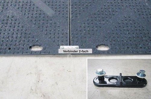 Mobile Baustraße