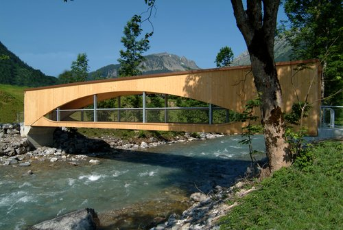 Brücke - Au im Bregenzerwald