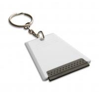 Eiskratzer-Schlüsselring