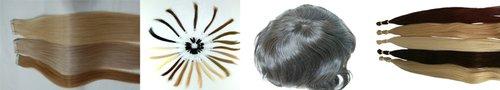 Haare und Haarteile