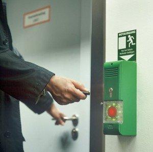 Sicherheitssysteme gewerbliche Gebäude