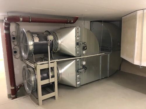 Rauch-Schutz-Druckanlagen