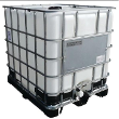 Food container of 1000 liters