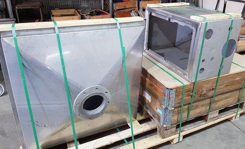 CNC Laserzuschnitt Schweissen