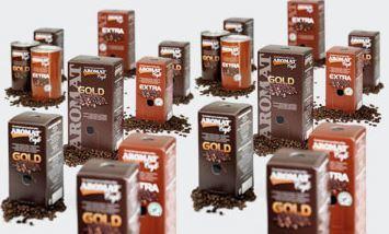 Kaffee-Extrakte für Kaffeesysteme