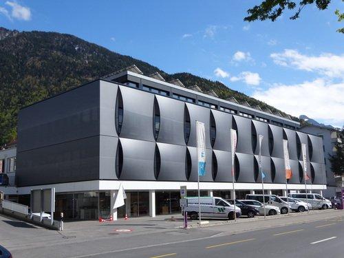 Leichtbau-Fassaden