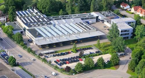Firmenzentrale Heidenheim