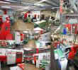 CNC metal works