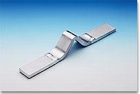 Dehnungsbänder aus Aluminium