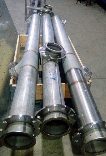 Anlagen / Schweissen Rohrleitungsbau