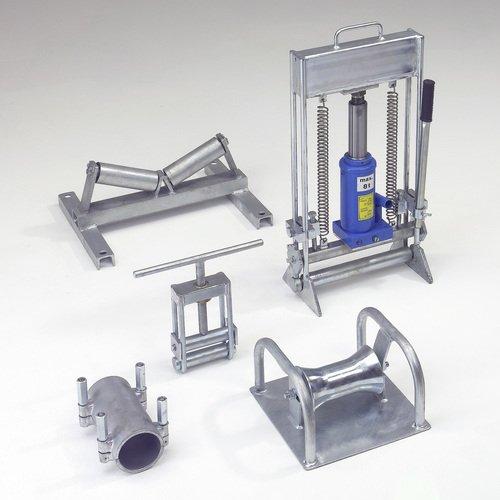 Werkzeuge PE-Rohrleitungsbau