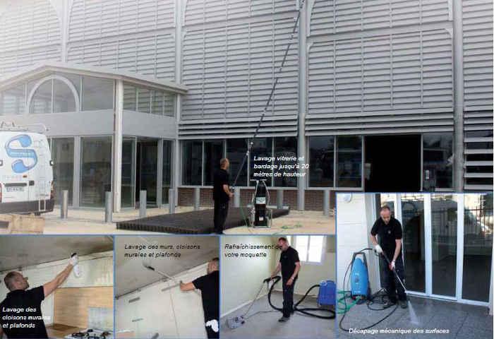 sneppe nettoyage industriel nettoyage services nettoyage de b timents sur europages. Black Bedroom Furniture Sets. Home Design Ideas