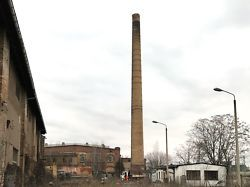 Mauerwerkschornstein