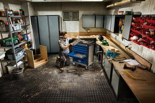 Projektschau Werkstatt