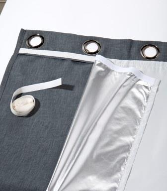 Brunswick moondream geluidwerende stoffen warmte isolerende stof technische stof - Moondream gordijnen ...