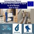 Removals in Europe