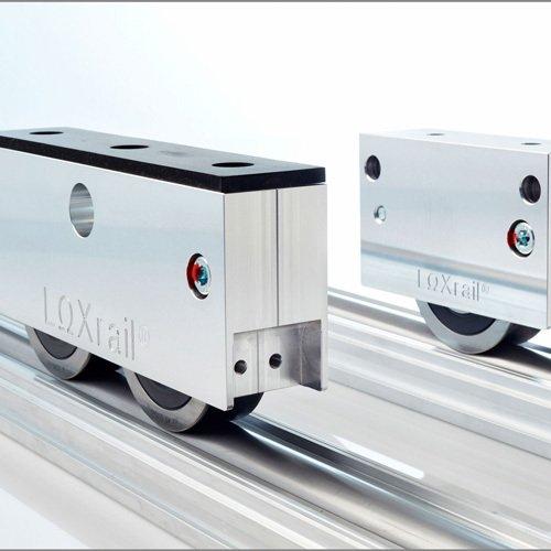 Schienensystem LOXrail