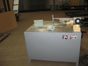 Rohrbogenschneidemaschine