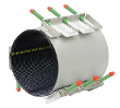 Triple Band Repair Clamp, type FS30