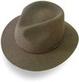 Cappello feltro in lana merinos 100%