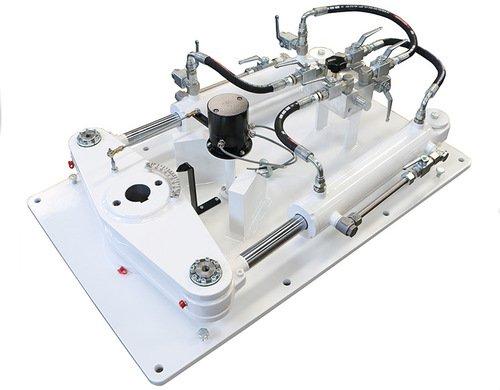 Doppelzylindersteuerungssysteme