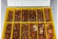 Sortimentskästen Kupfer Dichtringe
