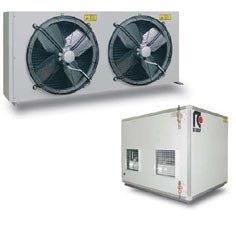 Luftgekühlte Verflüssiger/Trockenkühler