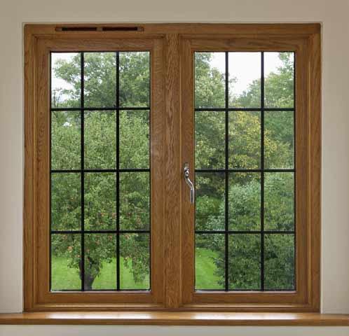 Electron ltd sti fen tres en bois volets battant sur for Reduire fenetre windows