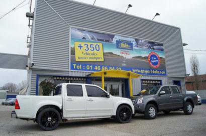 Beke automobiles distributeur automobiles suzuki pick up for Garage beke automobiles thiais