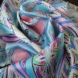 Textile design, scarf