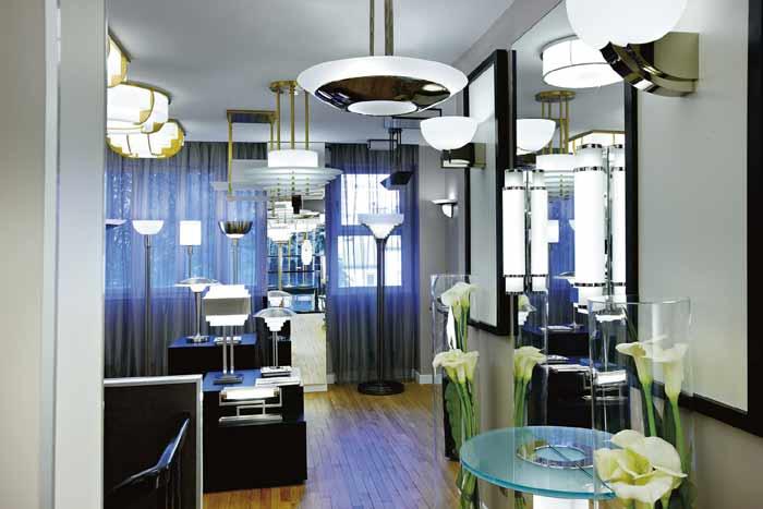 lampadari art deco : ATELIERS JEAN PERZEL produttore di lampadari Parigi, produttore di ...