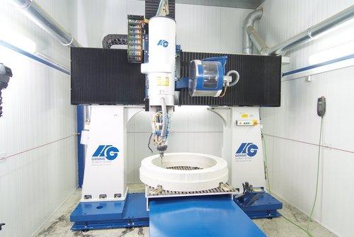 CNC-Kunststoff-Frästeile
