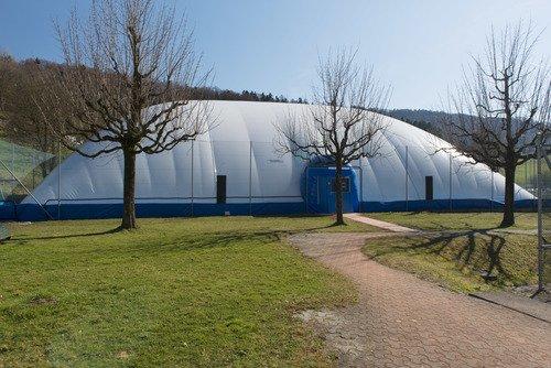 Leichtbau-Hallen