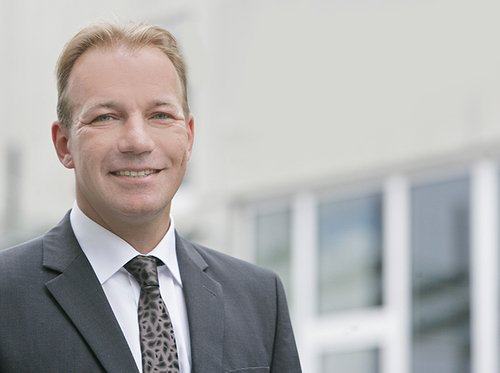 Country Sales Manager Sascha Kirschner